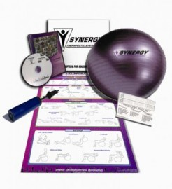 Synergy Core-Power Exercise Kit