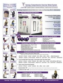 Synergy Comprehensive Rehab System