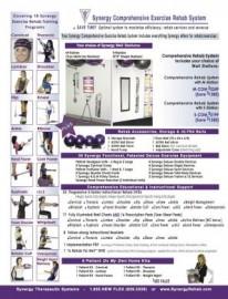 Synergy Comprehensive Rehab System