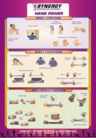 Office Exercise Wall Chart SET